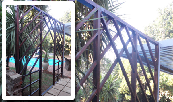 Garden lattice diy the home channel Home channel gardening