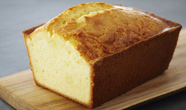 Classic Lemon Pound Cake : Bake with Anna Olson : The Home Channel