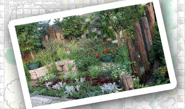 Aztecs moctezuma s hymn to flowers design a garden the home channel Home channel gardening