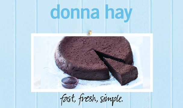 Donna Hay One Bowl Chocolate Cake Video
