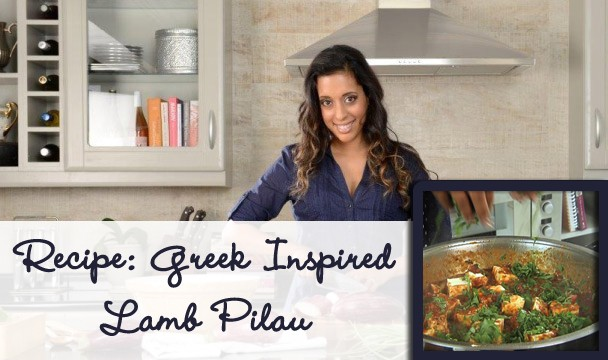 Greek inspired lamb pilau competition gallery the home for 360 inspired cuisine lethbridge