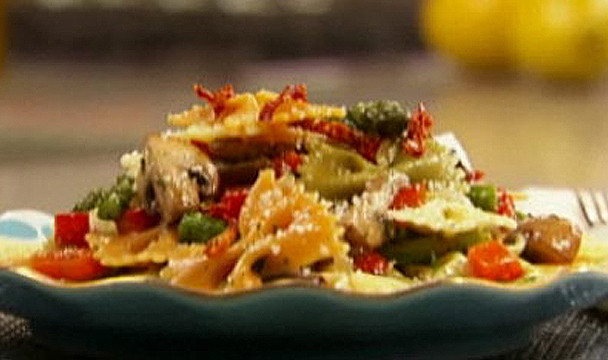 Pasta primavera competitions the home channel forumfinder Images