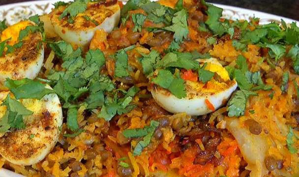 Cape Malay Style Fish Breyani : Competitions : The Home Channel