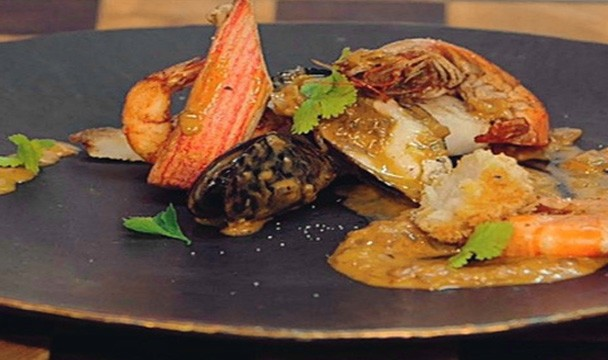 Original Thai Seafood Curry : Competitions : The Home Channel