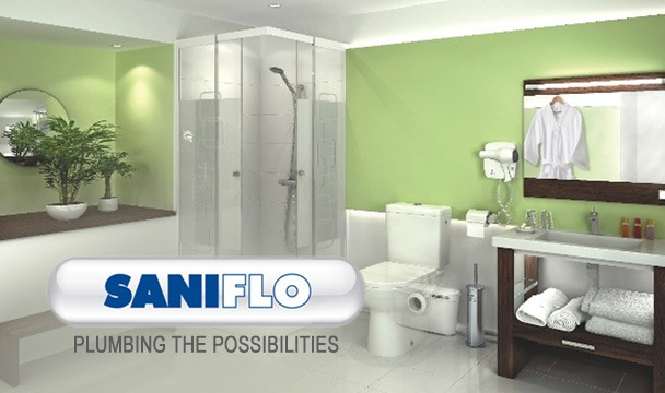 Saniflo Insert Series Competitions The Home Channel