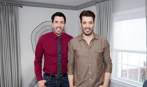 Ing And With The Property Brothers