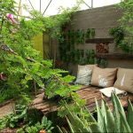 Embedded In Mother Earth Design A Garden The Home Channel