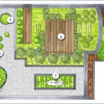 A modern garden design a garden the home channel Home channel gardening