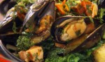 MUSSELS-WITH-BACON-AND-RAPINI