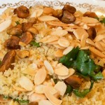 Nutty Couscous
