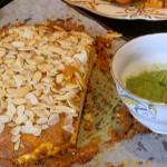 Almond Crusted Paneer