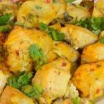 Saffron Tikka Kebabs