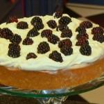 Coconut and Lemongrass Cake