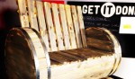 barrel-chair