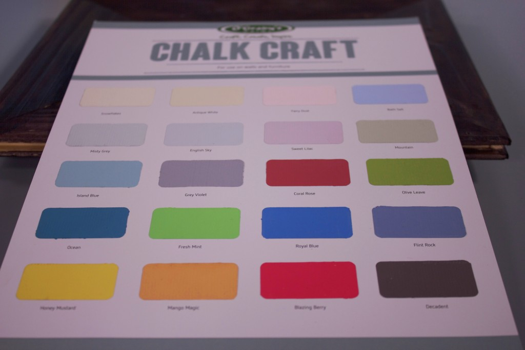 Chalk Paints Competitions The Home Channel