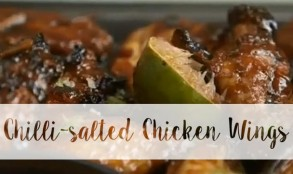 Chilli-salted-Chicken-Wings