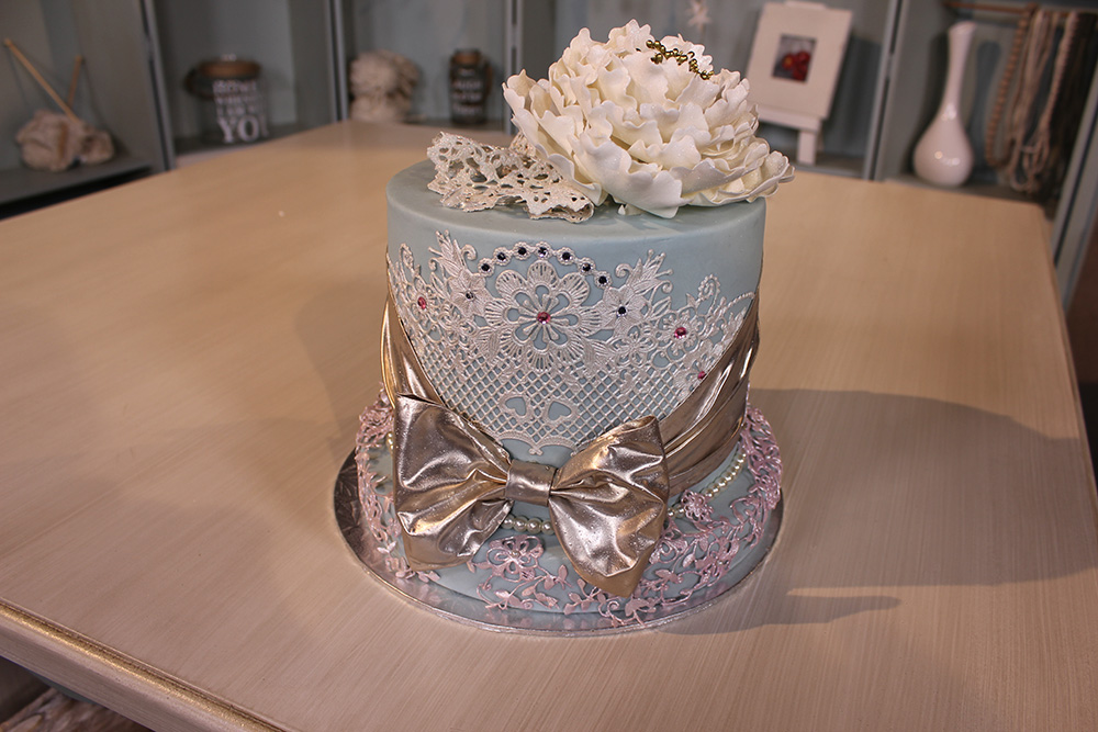 Cake Decorating Za : Cake Decorating : Crafts : The Home Channel